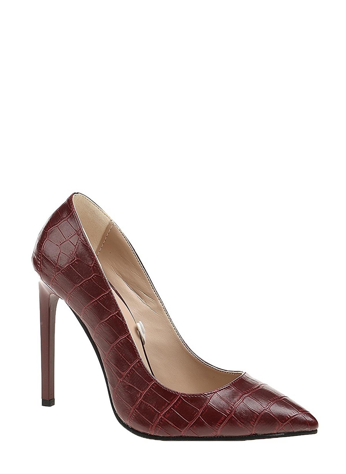 6642e66429823 Koton Kadın Topuklu Ayakkabı Red | Morhipo | 17823853